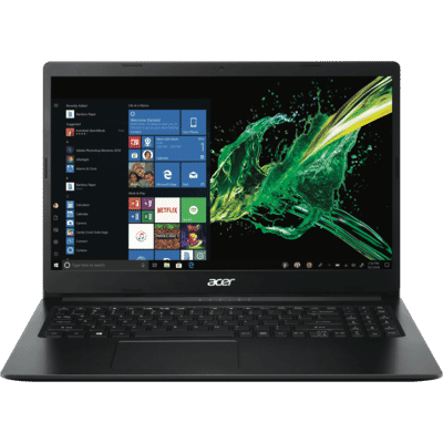 Aspire 3 15.6 AMD A9 Laptop